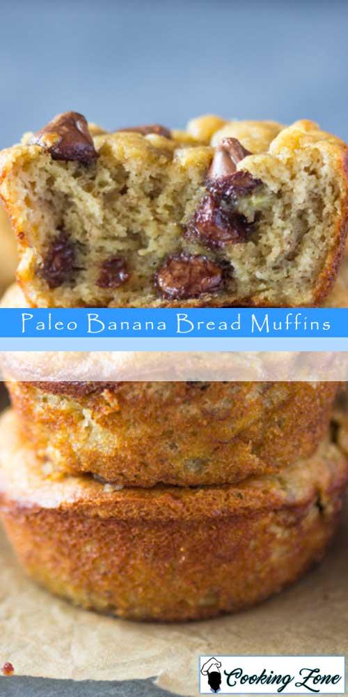 Best Paleo Banana Bread Muffins