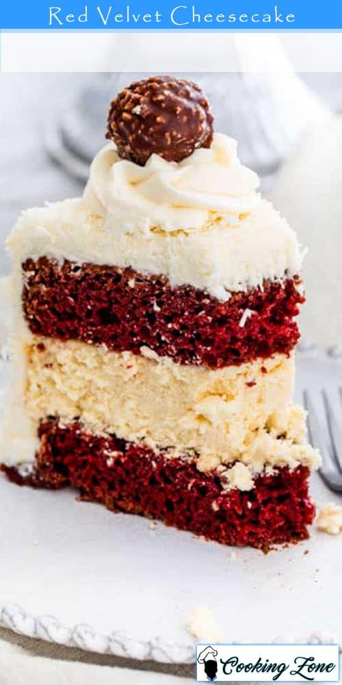 Easy Red Velvet Cheesecake Bites