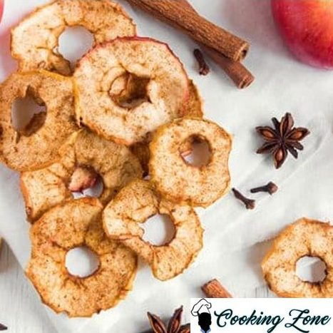 The Characteristics of Cinnamon Apple Chips Recipe
