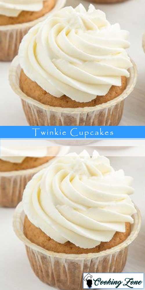 Twinkie Cupcakes Recipe