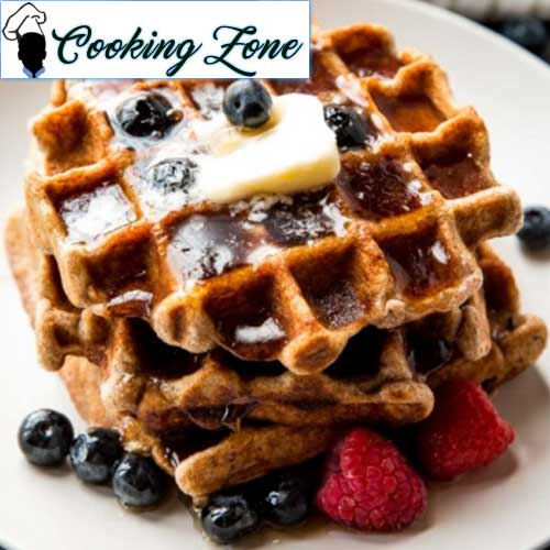 Waffle Recipe for Healthier Breakfast