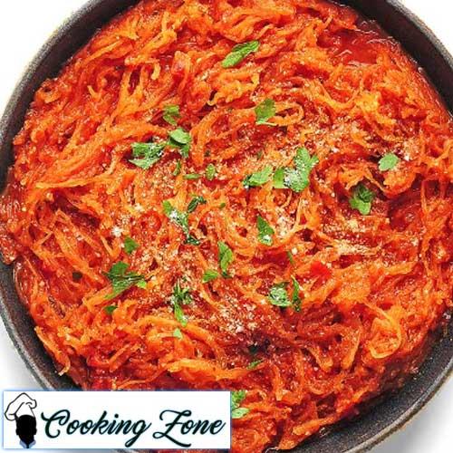 Marinara Spaghetti Squash