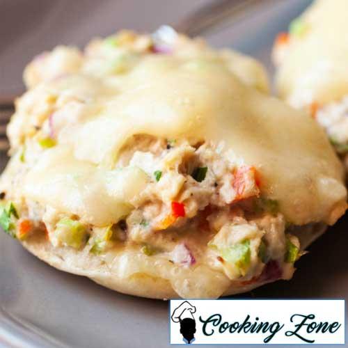 English Muffin Tuna Melts