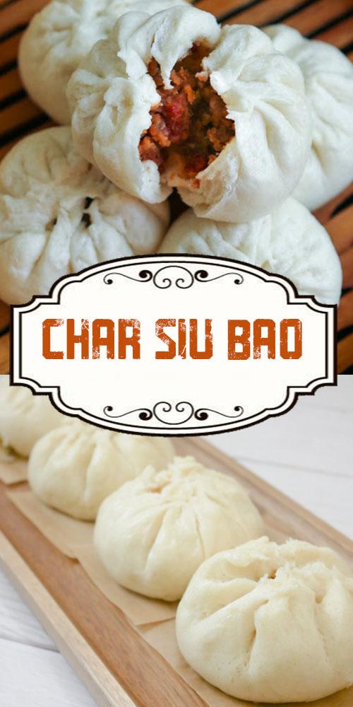 Char Siu Bao