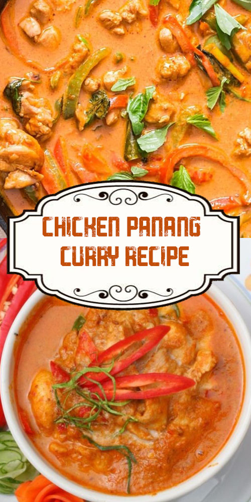 Chicken Panang Curry Recipe