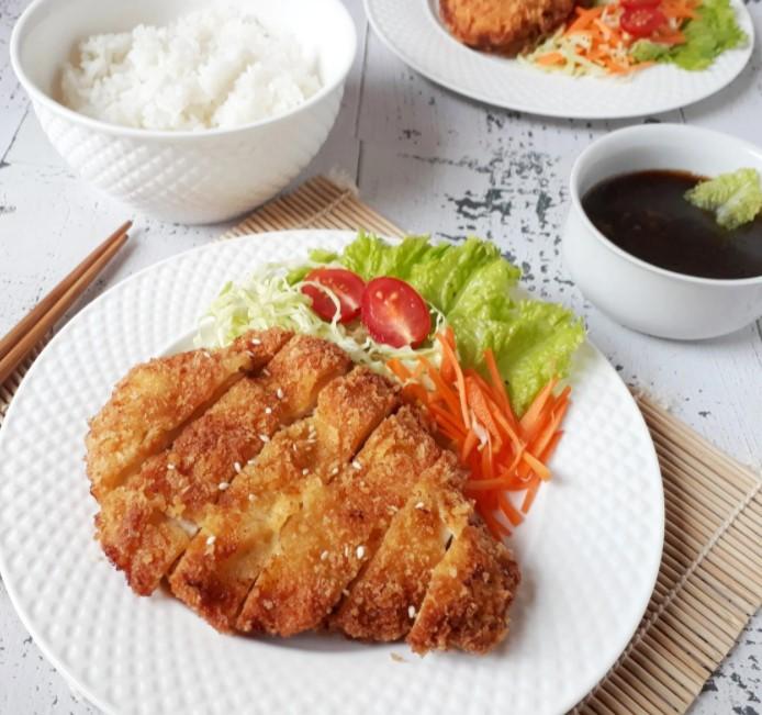 Juicy Chicken Katsu Recipe 1