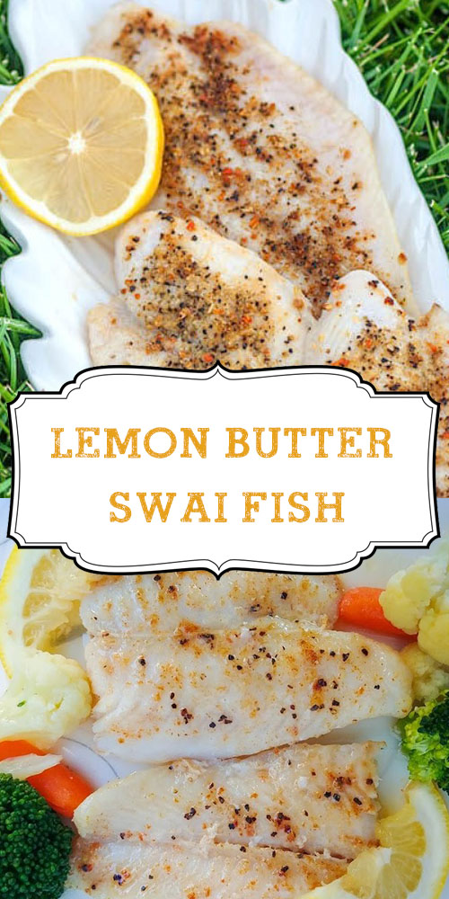 Lemon Butter Swai Fish 1