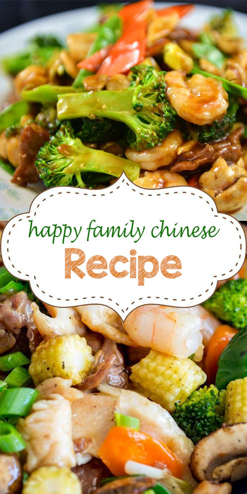 happy family chinese