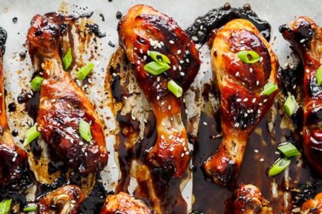 Baked Hoisin Chicken