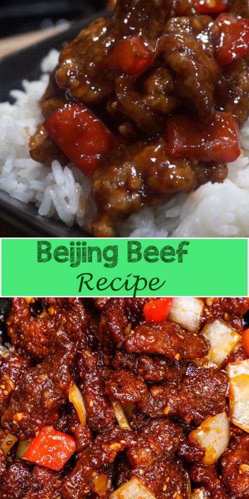 Beijing Beef Recipe