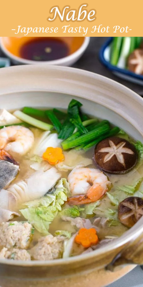 Nabe Japanese Tasty Hot Pot 1