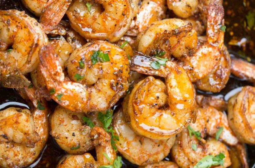 Sauteed Shrimp Recipe