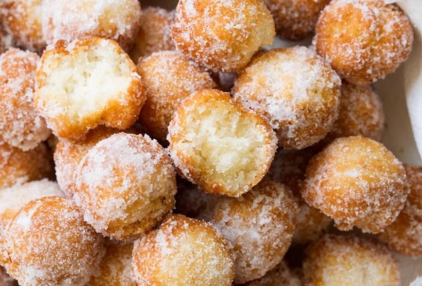 Sweet Donut Holes