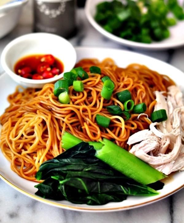 Wonton Noodles 1