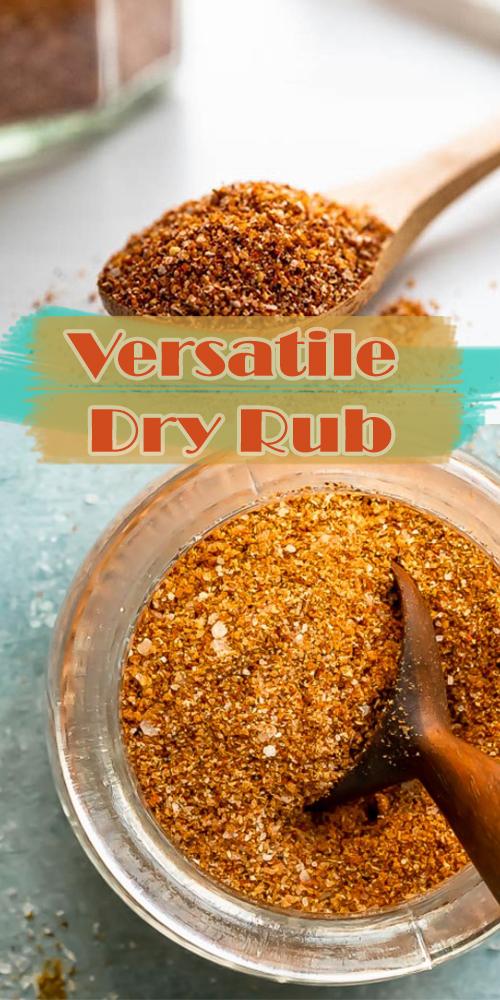 Versatile Dry Rub
