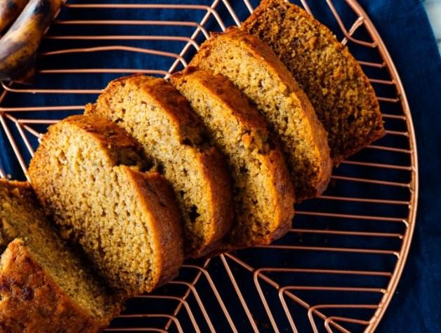 Banana Raisin Bread Recipe 1