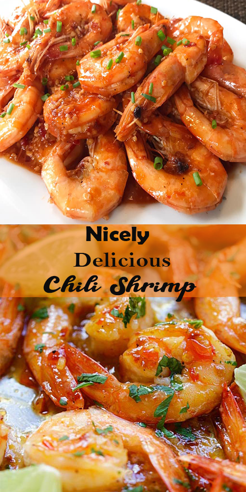Nicely Delicious Chili Shrimp