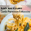 Tasty And Creamy Garlic Parmesan Fettuccine